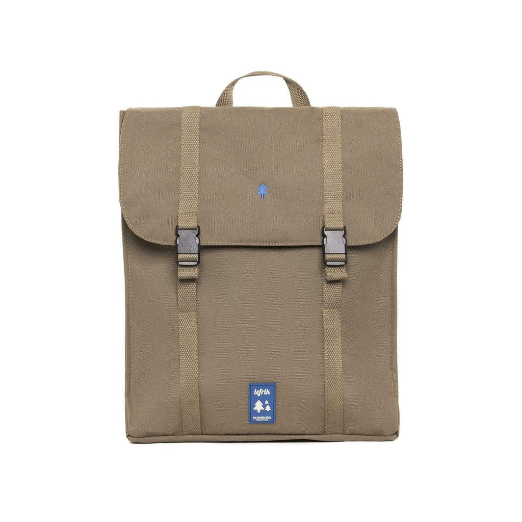 Lefrik handy backpack tobacco laptop rucksack