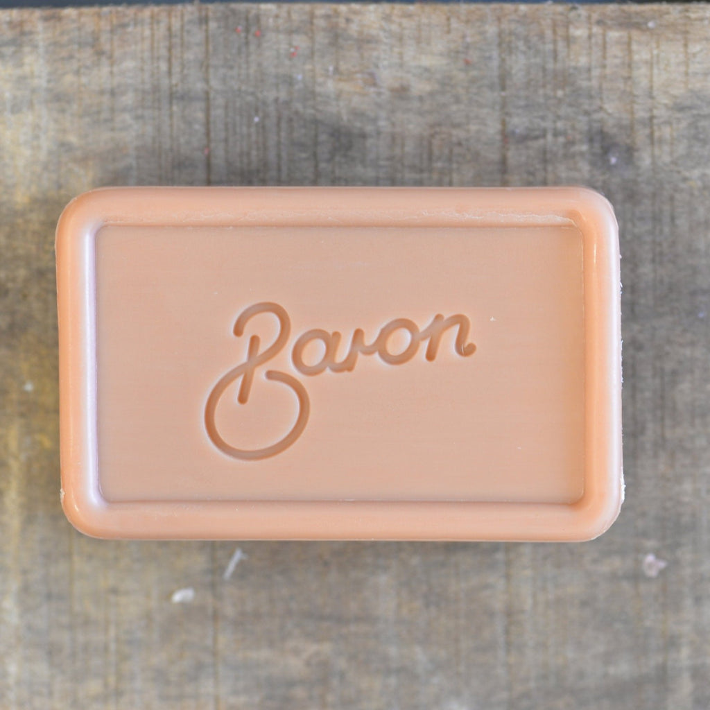Baron shower bar - oud sustainable plastic free soap bar