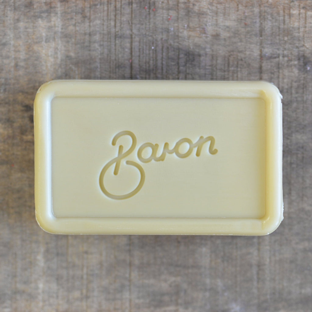 Baron shower bar - verbena sustainable plastic free soap bar