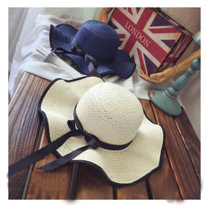 Women's Summer Sun Protection Visor Holiday Shower Hat Beach Beach Hat Tide