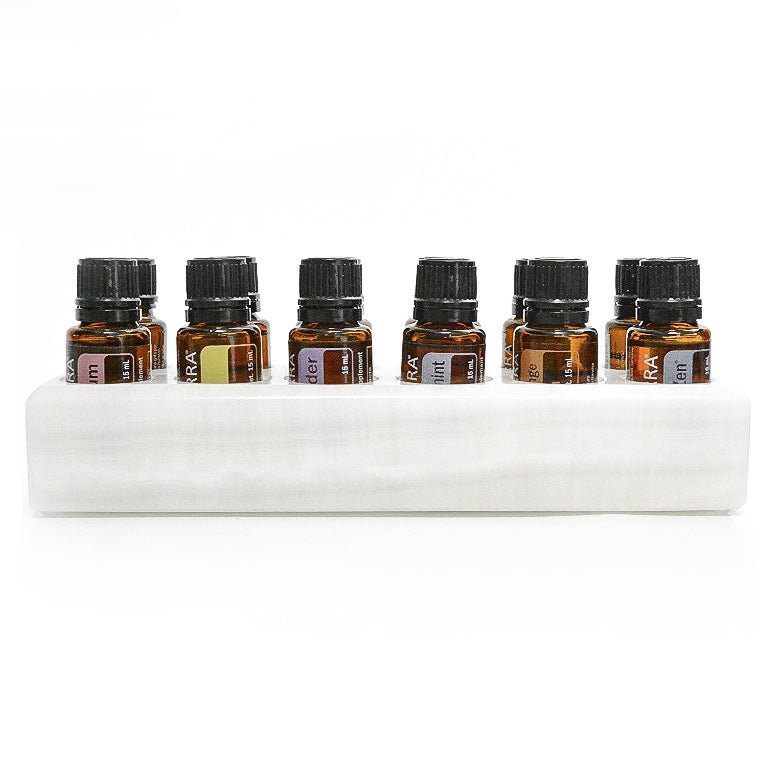 CLASSIC ESSENTIAL OIL HOLDER - WHITE CLOUD