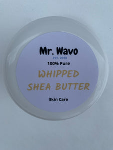Mr. Wavo Whipped Shea Butter