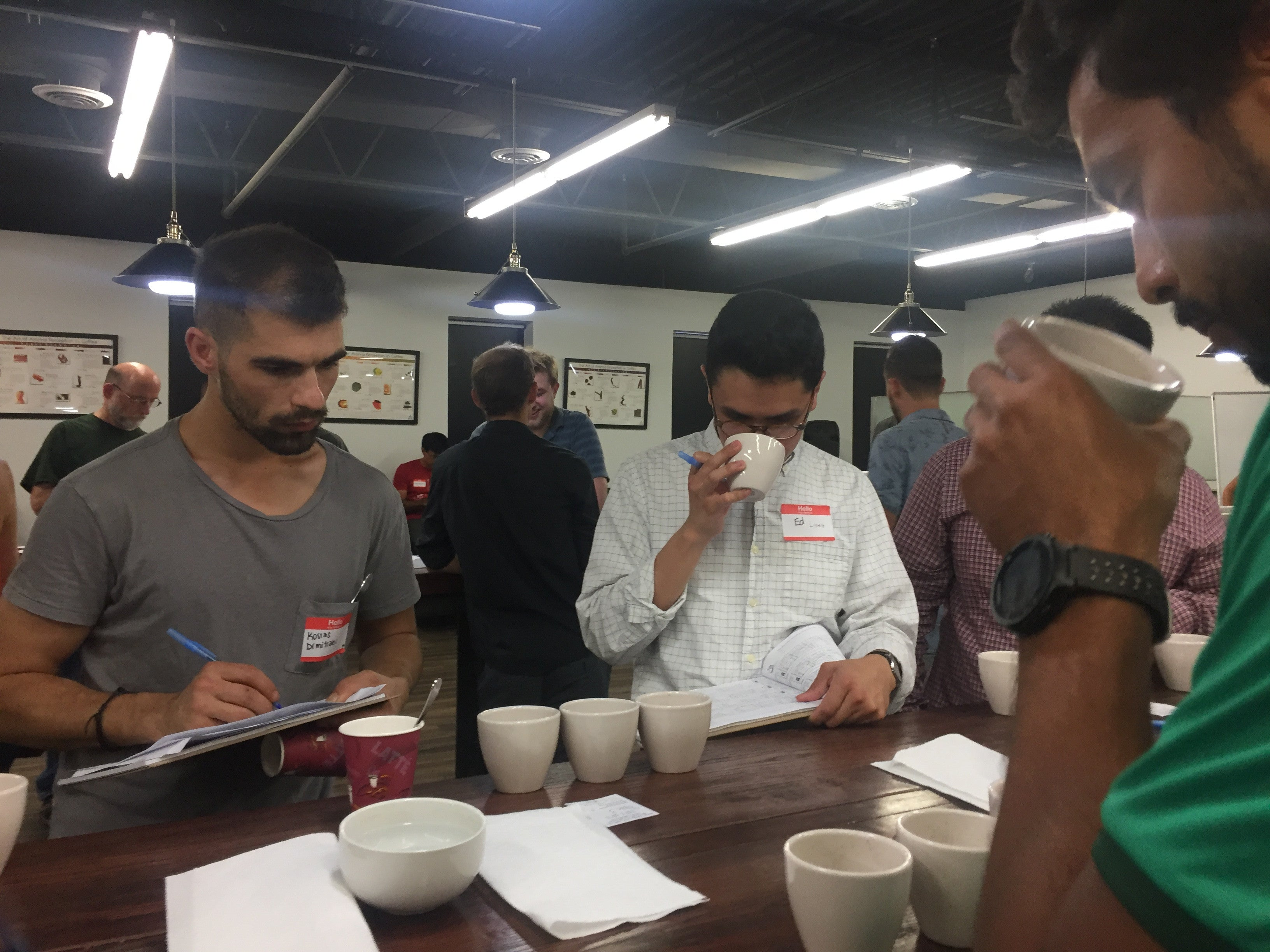 MicroLot Cupping in New Jersey