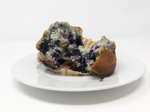 Jordan Marsh Spro Blueberry Muffin