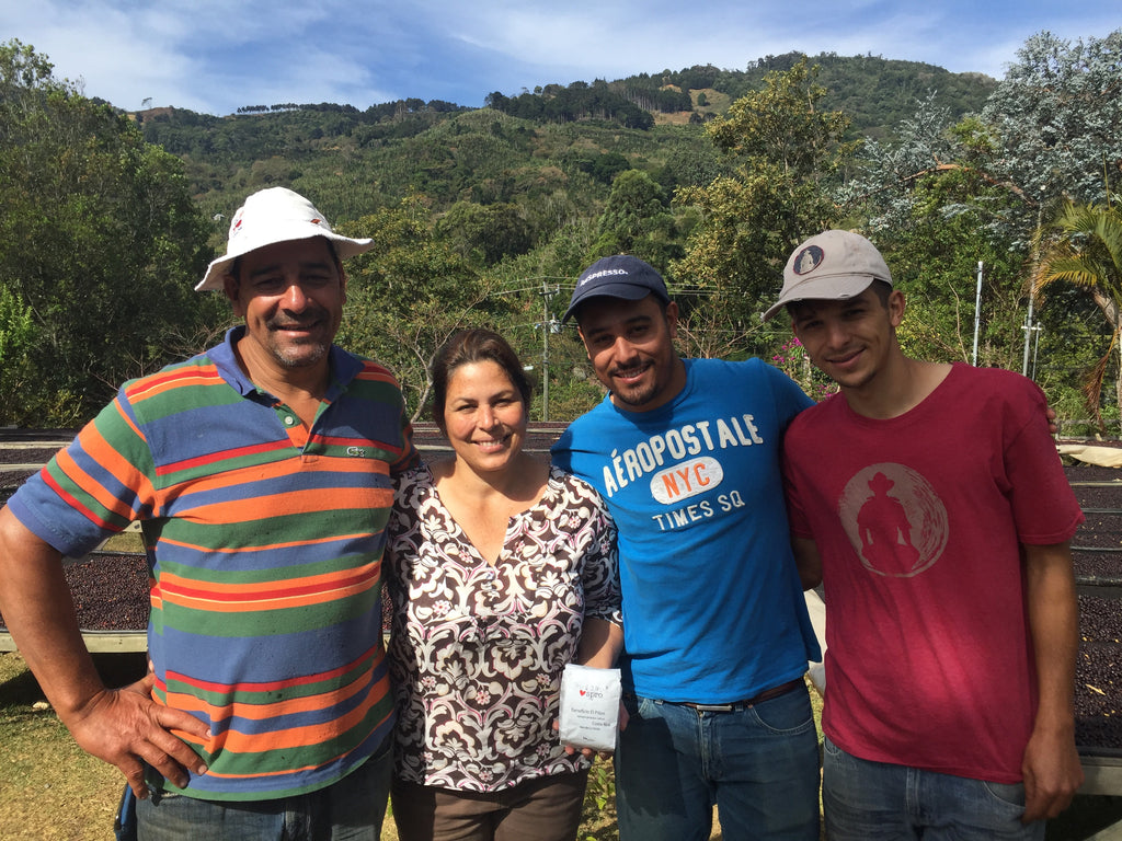 2016 El Pilon Finca San Isidro Natural Lot Edgar