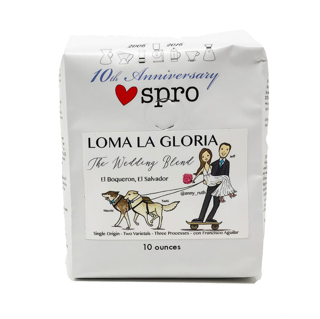 2018 Loma La Gloria Wedding Blend