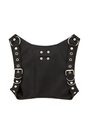 Warrior Wear - Vegan Leather Harness