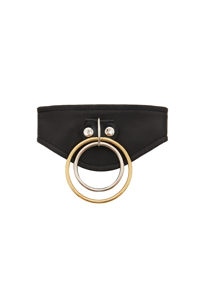 Warrior Wear - Vegan Leather Collar