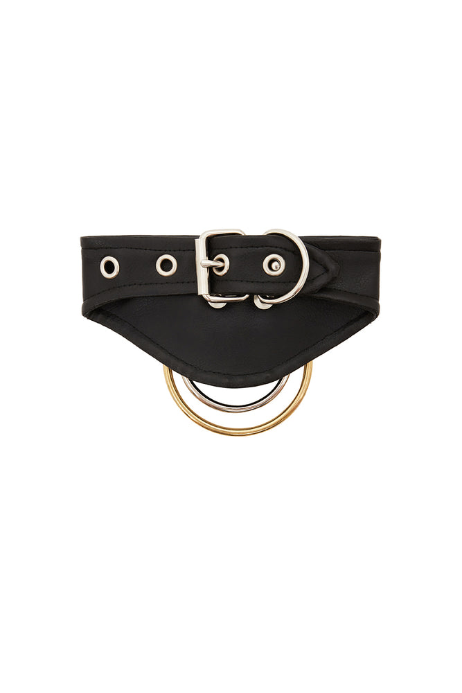 Load image into Gallery viewer, Warrior Wear - Vegan Leather Collar