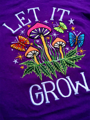Let It Grow Tee