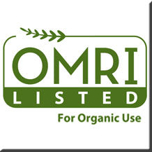 OMRI Listed for Organic Use - Black Owl Biochar