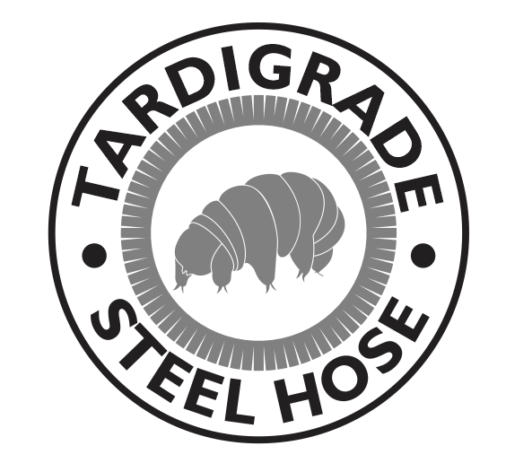Tardigrade Steel Hose - RESILIENT. RUGGED. STRONG. A Garden Hose To Outperform All Others.