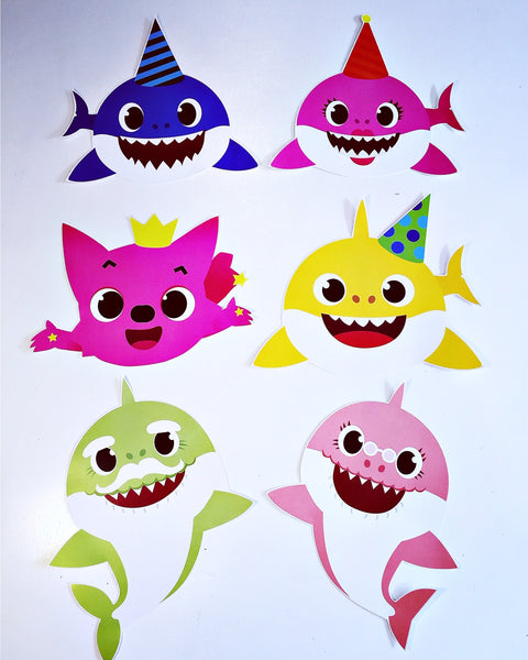 BABY SHARK PARTY BOX