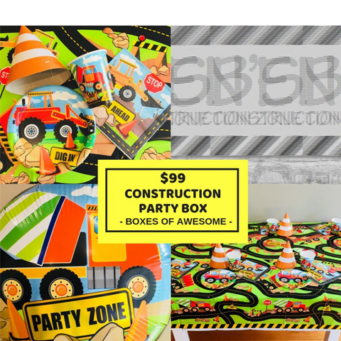 Construction $99 party box