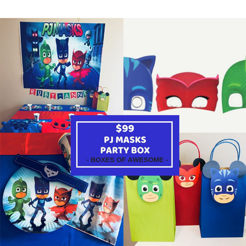 $99 PARTY BOX |  PJ MASKS