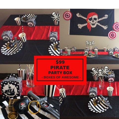 $99 PARTY BOX | PIRATE