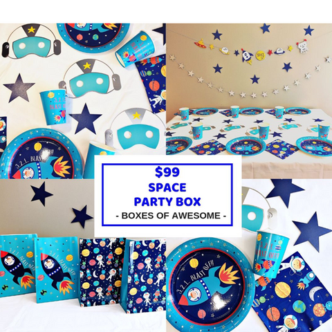 $99 PARTY BOX - SPACE