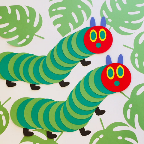 The Very Hungry Caterpillar party supplies