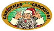 Christmas crack ups party games box