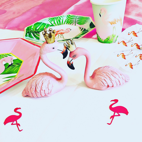 FLAMINGO PARTY BOX