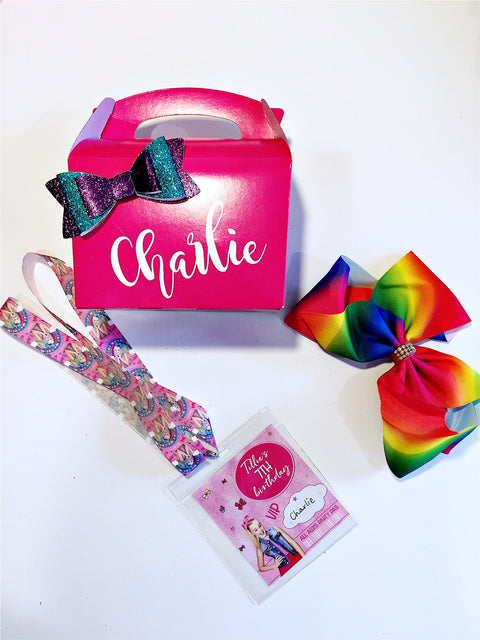 JoJo Siwa party supplies