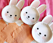 Some bunny is 1 party supplies bunny party plates