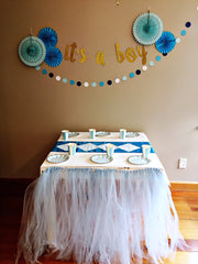 Boy Baby Shower party box