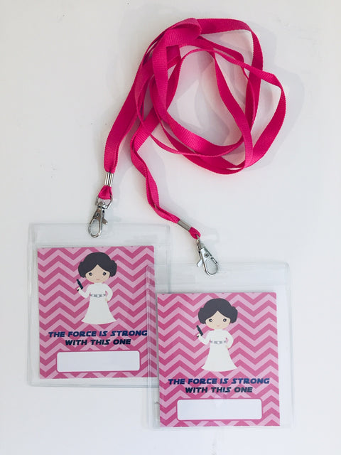 PARTY LANYARDS