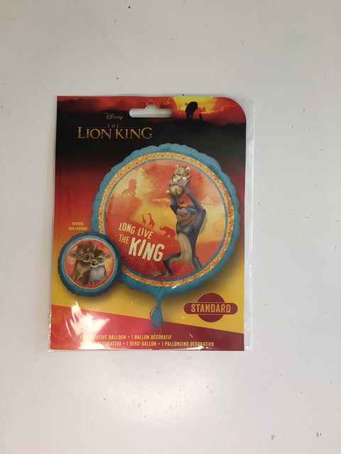 Lion King balloon