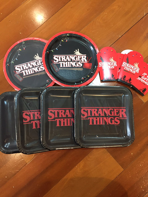 Stranger things bulk set