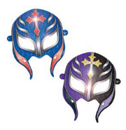 WWE party masks