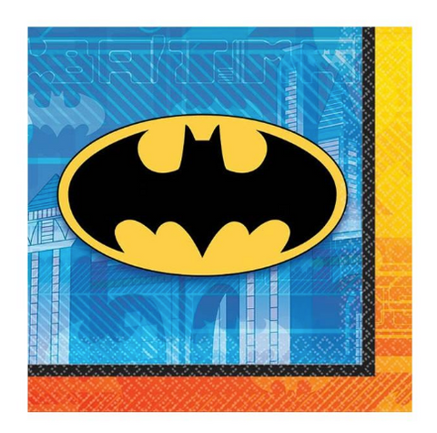 Batman party supplies