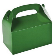 Green party gift box