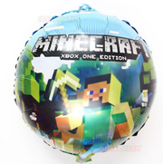 Minecraft party balloon