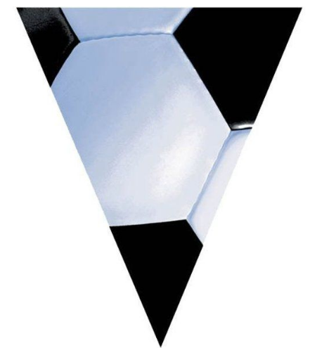 Soccer / football themed party bunting