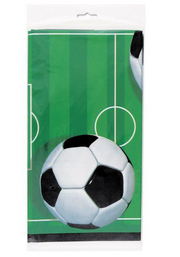 Soccer / football table cloth