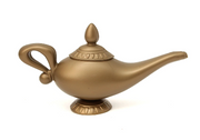 Aladdin lamp party centrepiece