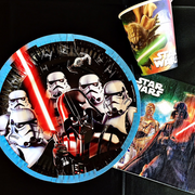 STAR WARS PARTY BOX