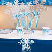 Frozen party supplies