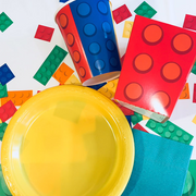 Lego party supplies