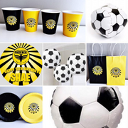 Soccer / Football party supplies