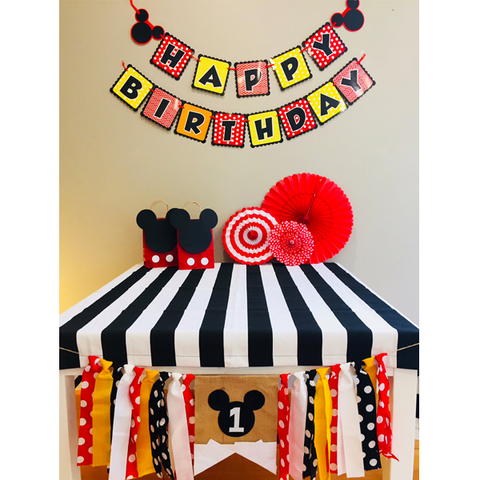 Mickey Mouse party box
