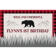 WILD ONE FIRST BIRTHDAY PARTY BOX