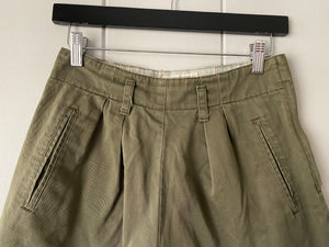 Banana Republic Paperbag High Waisted Shorts