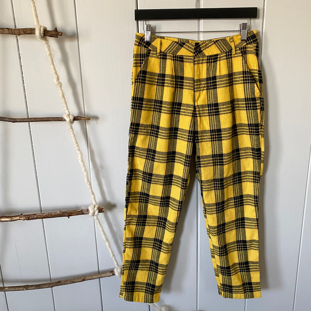 90s Grunge Pants (size small)
