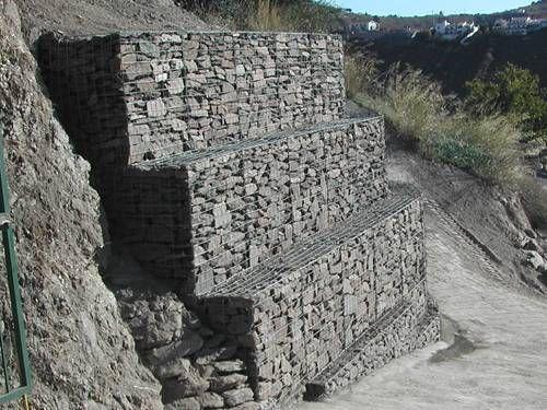 Gabion Basket 1m x 1m x 1m  (Galvanized 3.15mm Weldmesh)