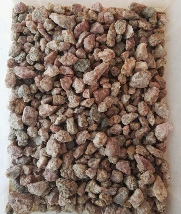 16 Ton Gravel Aggregate - Pink (13MM)