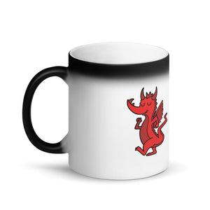 Hey Boss! Magic Mug