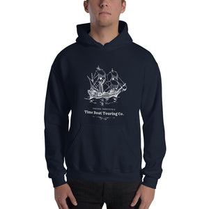 Admiral Dargthur's Time Boat Touring Co | Pullover Hoodie