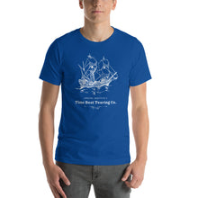 Load image into Gallery viewer, Time Boat Touring Co. Tee | Nerd Poker
